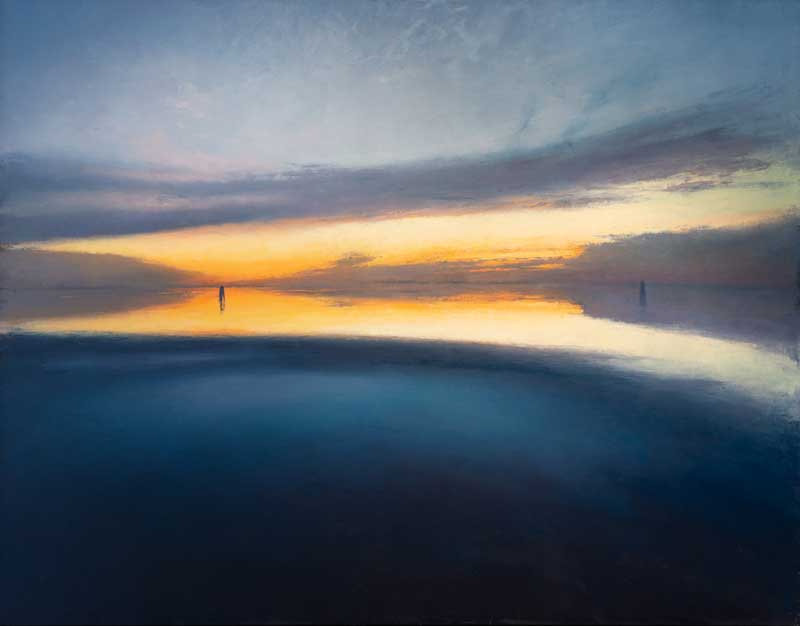 Davide Battistin | Beyond the horizon
