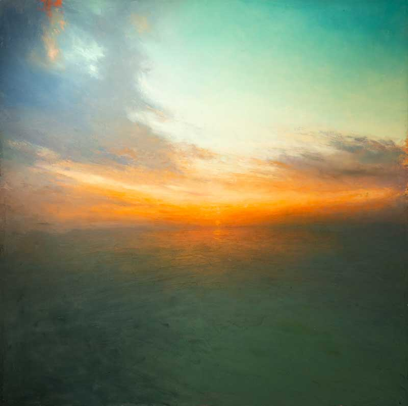 Davide Battistin | Sunset