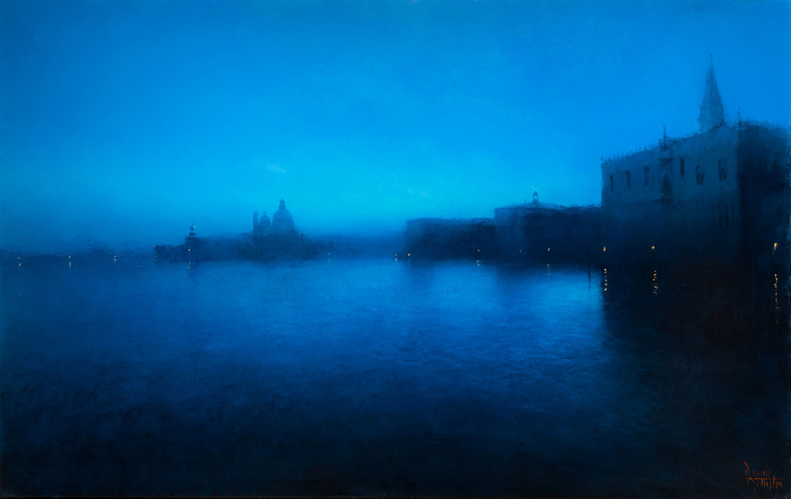 Davide Battistin | Bacino San Marco (dreaming in blue)